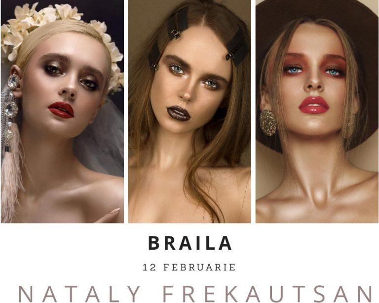 Nataly Frekautsan – Braila 12 februarie